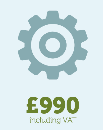 Content Managed Website Package - only £990 inc VAT